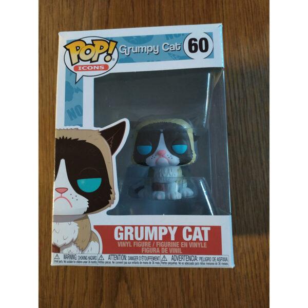 Figurine Pop Grumpy Cat 60 (Not mint) 1