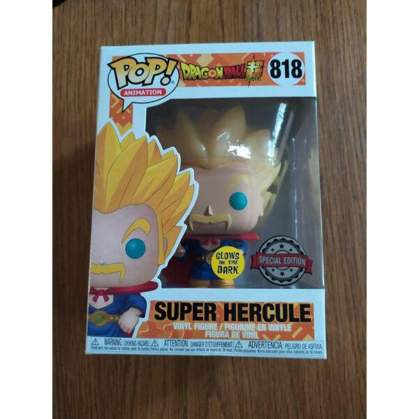 Figurine Pop Dragon Ball Super 818 Super Hercule 1