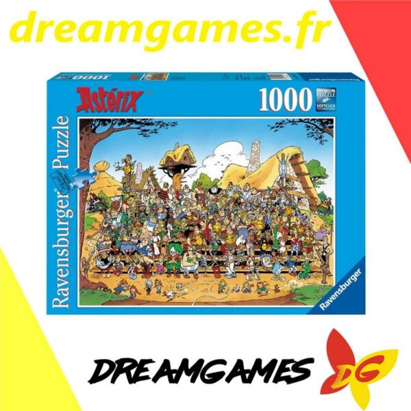 Puzzle 1000 pièces Astérix