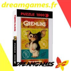 Puzzle Gremlins Three rules 1000 pièces