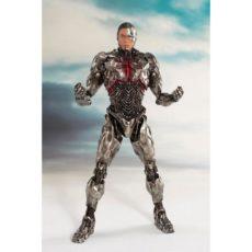 Justice League Cyborg ARTFX+ Statue