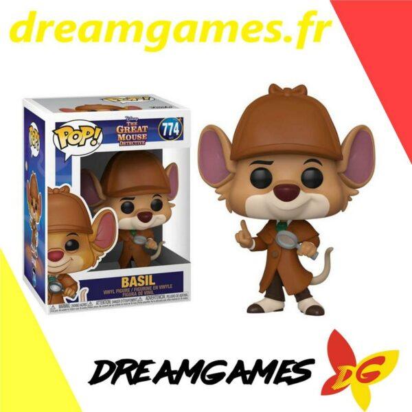Figurine Pop Disney 774 Basil