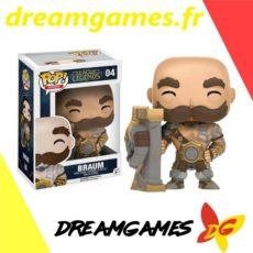 Figurine Pop League of Legends 04 Braum