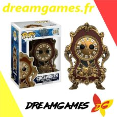 Figurine Pop Disney 245 Cogsworth