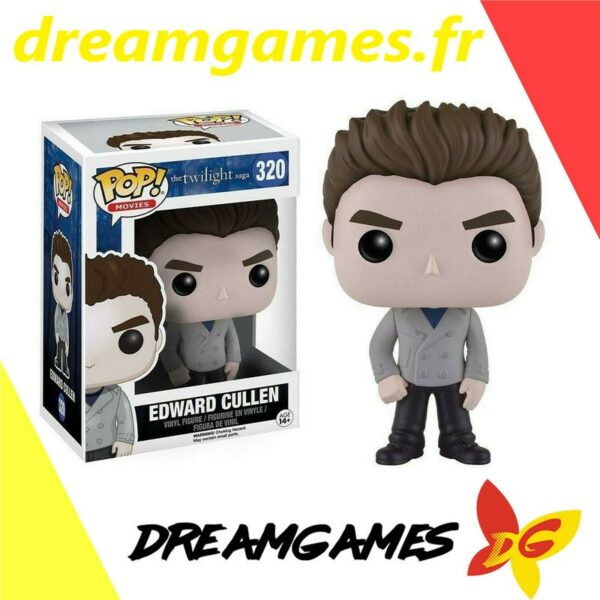 Figurine Pop Twilight 320 Edward Cullen