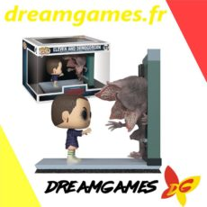 Figurine Pop Stranger Things 727 Eleven and Demogorgon