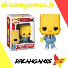 Figurine Pop The Simpsons 900 Gangster Bart