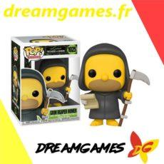 Figurine Pop The Simpsons 1025 Grim Reaper Homer