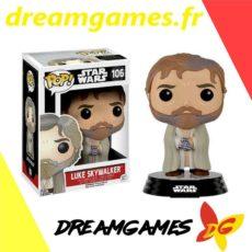 Figurine Pop Star Wars 106 Luke Skywalker