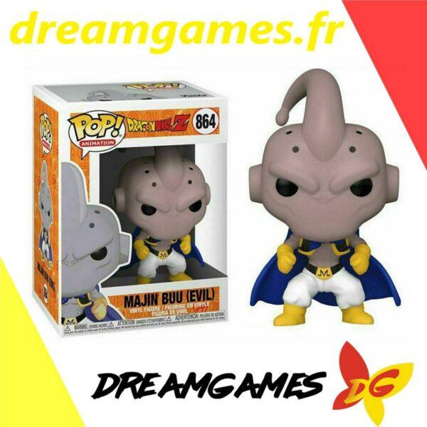 Figurine Pop Dragon Ball Z 864 Majin Buu Evil