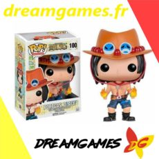 Figurine Pop One Piece 100 Portgas