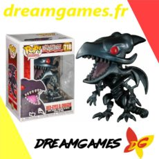 Figurine Pop Yu Gi Oh 718 Red Eyes Black Dragon