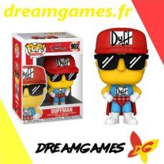 Figurine Pop The Simpsons 902 Duffman