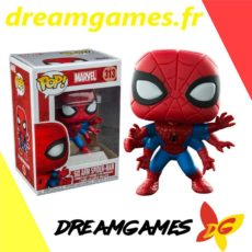 Figurine Pop Marvel 313 Six Arm Spider-Man