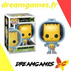 Figurine Pop The Simpsons 1026 Spaceman Bart