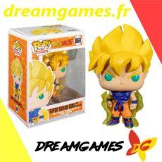 Figurine Pop Dragon Ball Z 860 SS Goku First appearance