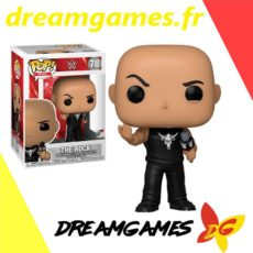 Figurine Pop WWE 78 The Rock