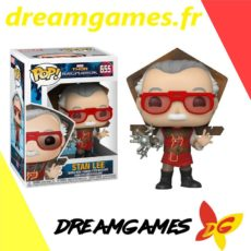 Figurine Pop Thor Ragnarok 655 Stan Lee