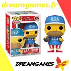 Figurine Pop The Simpsons 905 USA Homer