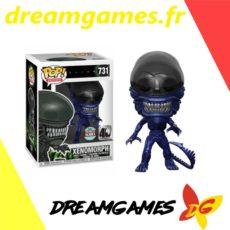 Figurine Pop Alien 731 Xenomorph blue
