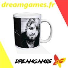 Mug Kurt Cobain Signature