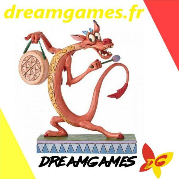 Figurine Disney Traditions Mushu