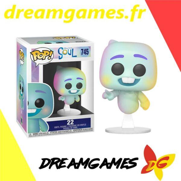 Figurine Pop Soul 22