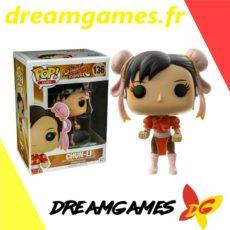 Figurine Pop Street Fighter 136 Chun-Li