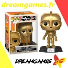 Figurine Pop Star Wars 423 Concept Series C-3PO