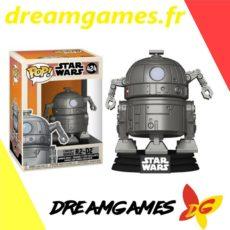 Figurine Pop Star Wars 424 Concept Series R2-D2