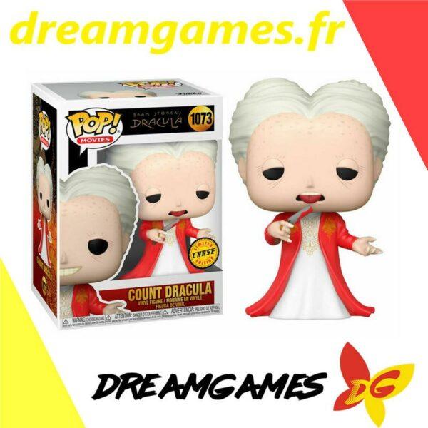 Figurine Pop Dracula 1073 Count Dracula Chase