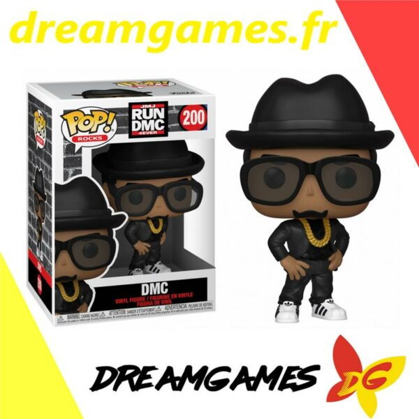 Figurine Pop Run DMC 200