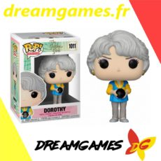Figurine Pop The Golden Girls 1011 Dorothy