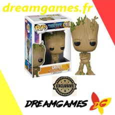 Figurine Pop Guardians of the Galaxy 2 Groot 207