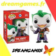 Figurine Pop DC Imperial Heroes 375 The Joker