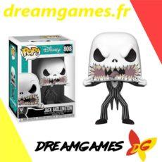 Figurine Pop Jack Skellington Scary Face 808