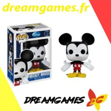 Figurine Pop Disney 01 Mickey Mouse