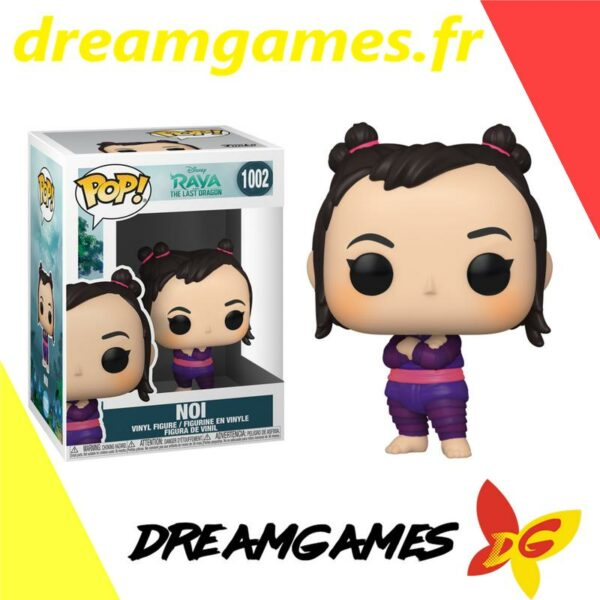Figurine Pop Raya 1002 Noi