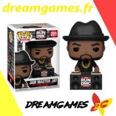 Figurine Pop Run DMC 201 Jam Master Jay