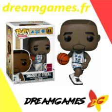 Figurine Pop NBA 81 Shaquille O'Neal