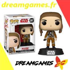 Figurine Pop Star Wars 267 Paige
