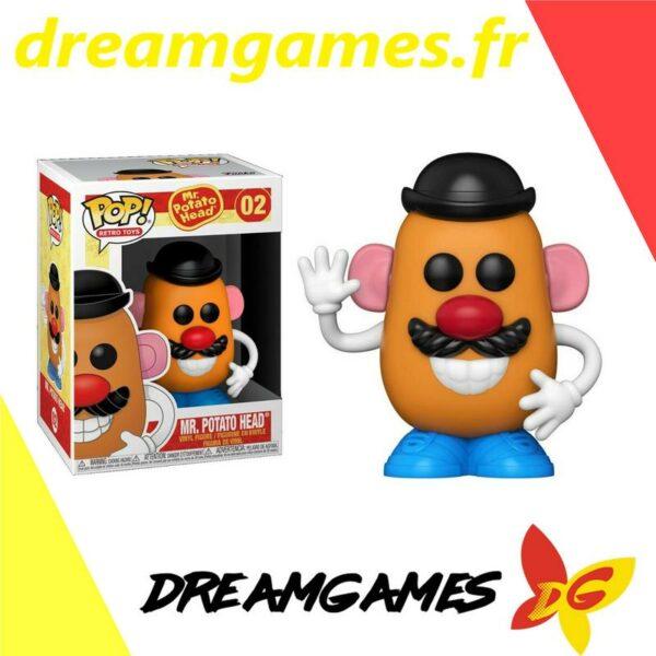 Figurine Pop Mr Potato head 02
