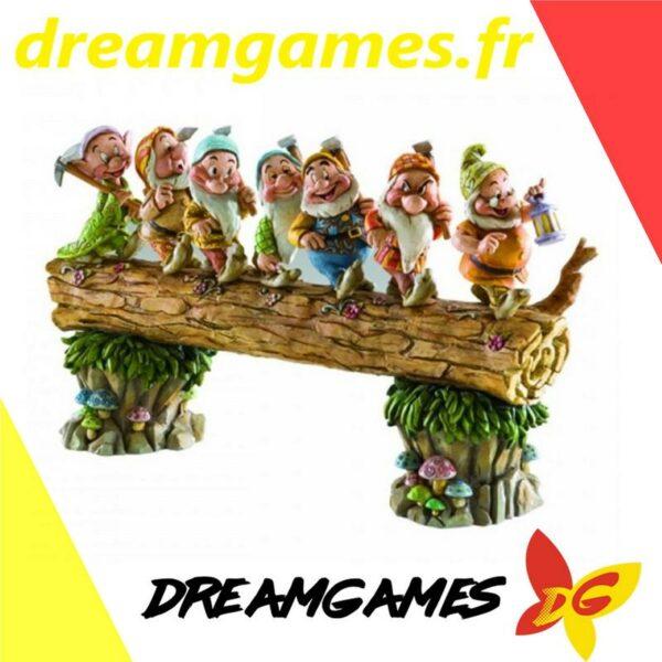 Figurine Disney Traditions 7 Dwarfs