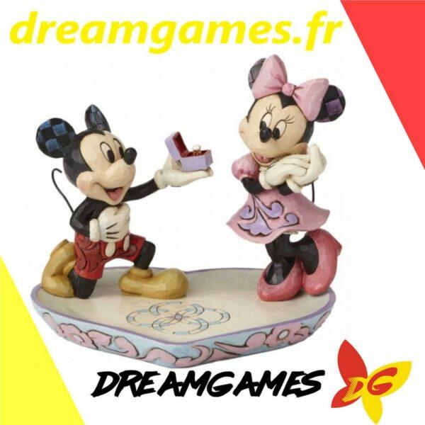 Figurine Disney Minnie and Mickey