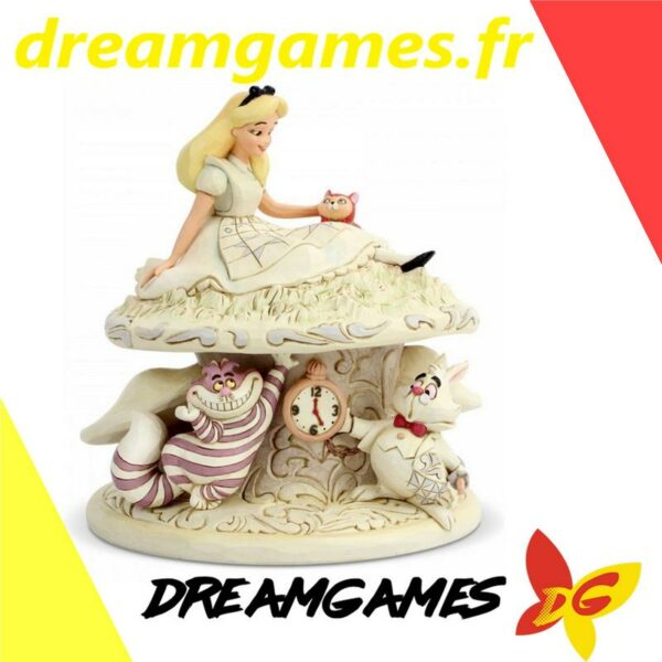 Figurine Disney Alice in Wonderland