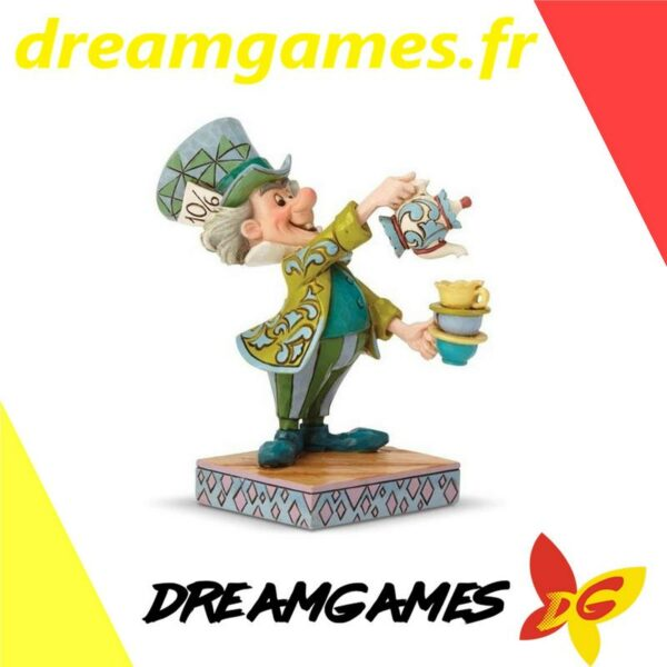 Figurine Disney Traditions Mad Hatter