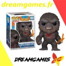 Figurine Pop Godzilla vs Kong 1022 Battle-scarred Kong