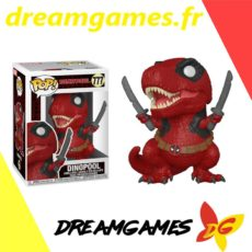 Figurine Pop Deadpool 777 Dinopool
