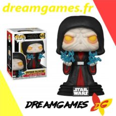 Figurine Pop Star Wars 433 Emperor Palpatine