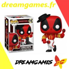 Figurine Pop Deadpool 778 Flamenco Deadpool
